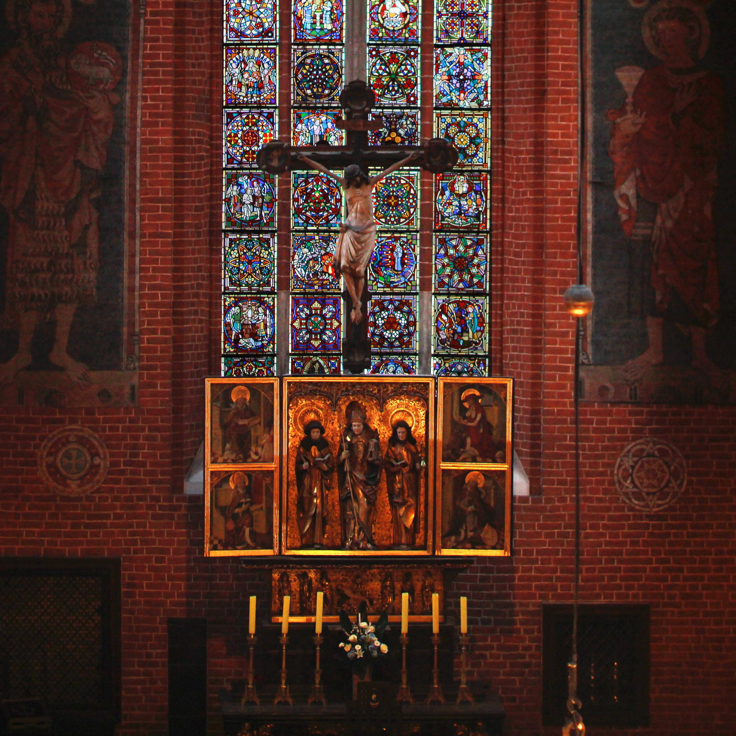 Liturgia Męki Pańskiej w Wielki Piątek